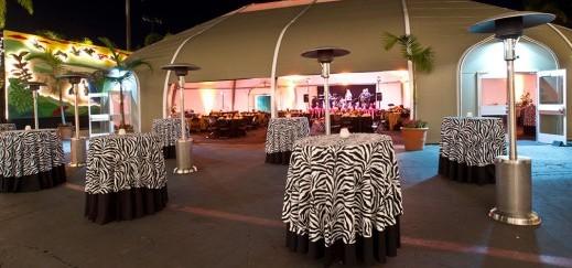 San Diego Zoo Safari Park dinner event