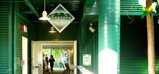 Zoo Treetops event